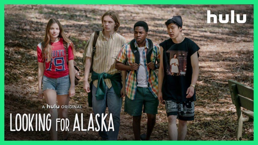 seriál Hledání Aljašky_Looking for Alaska series