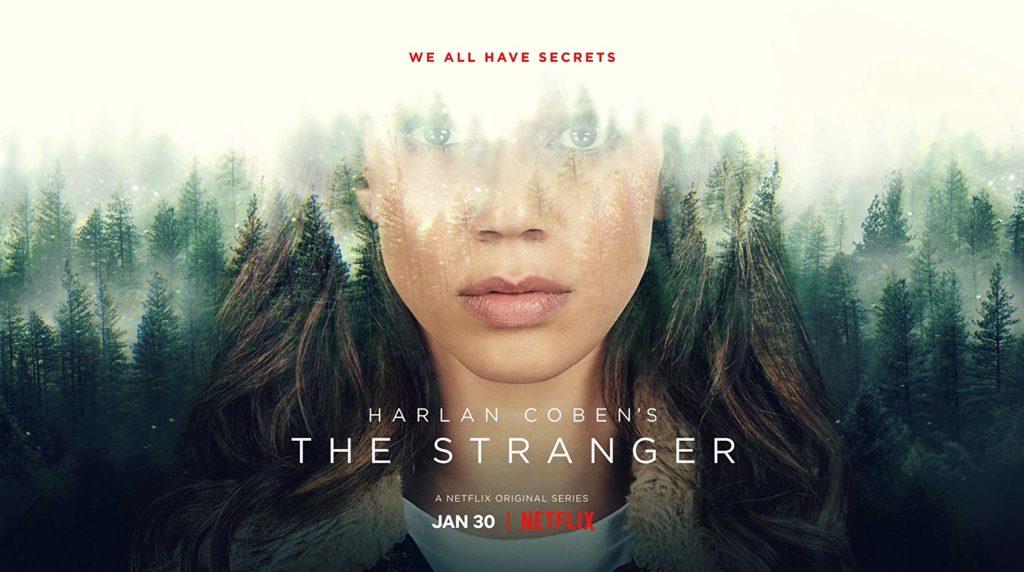 seriál Cizinec_The Stranger series