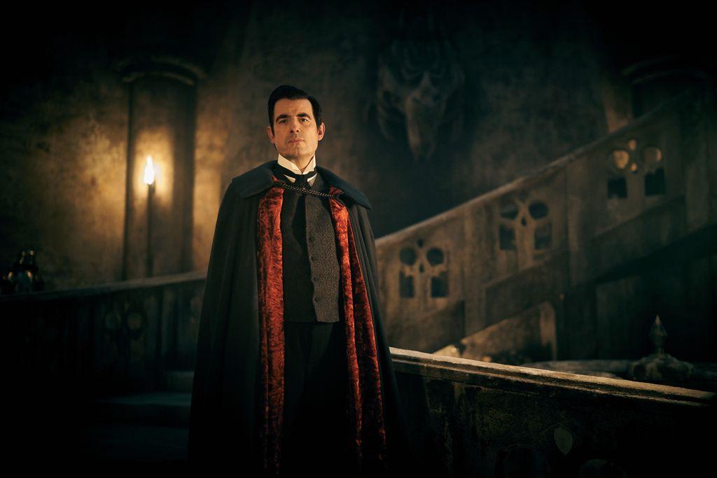 seriál Drákula Dracula UK series