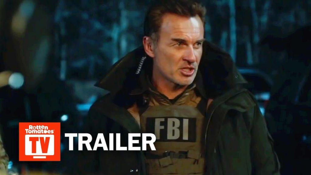 seriál FBI Most Wanted series