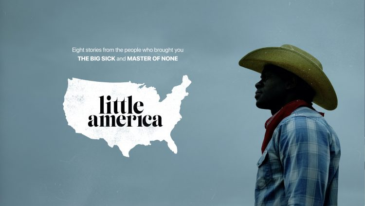 seriál Little America series