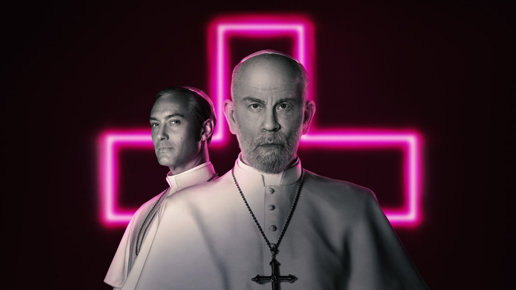 seriál Nový Papež The New Pope series