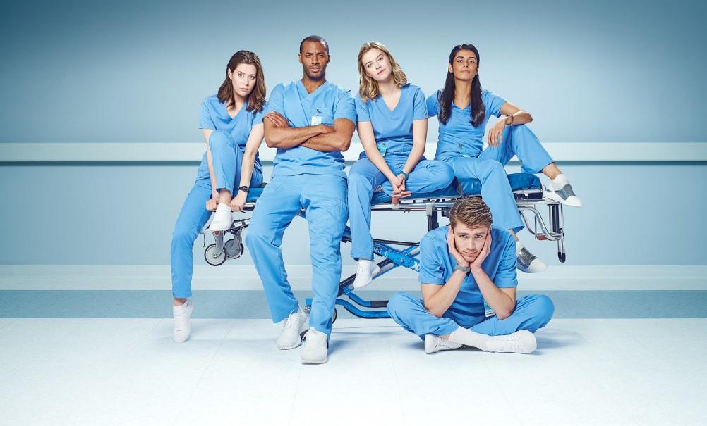 seriál Nurses