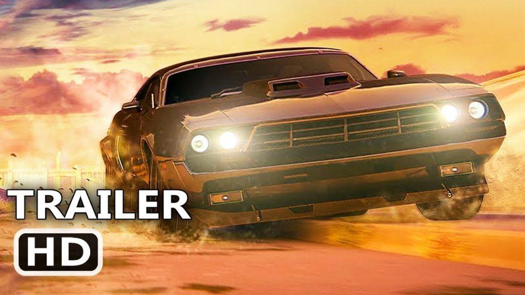 seriál Rychle a zběsile Závodníci v utajení_Fast & Furious Spy Racers series