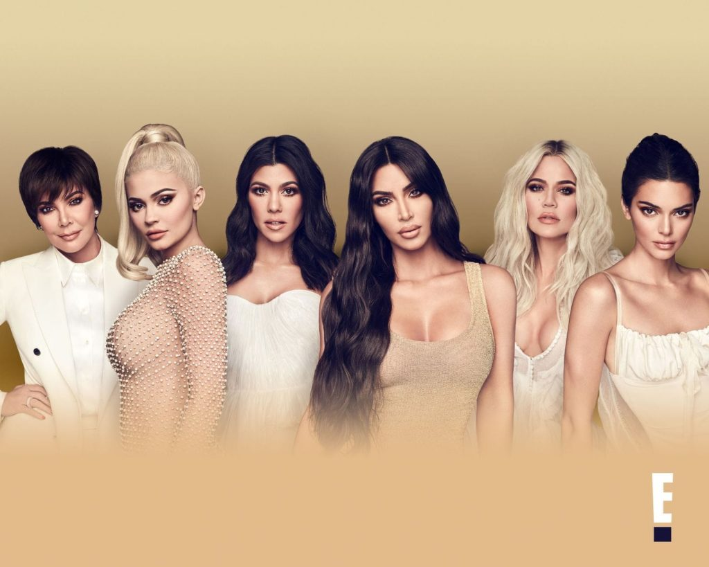 Držte krok s Kardashians Keeping Up with the Kardashians