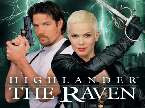 seriál Highlander Havran Highlander The Raven series