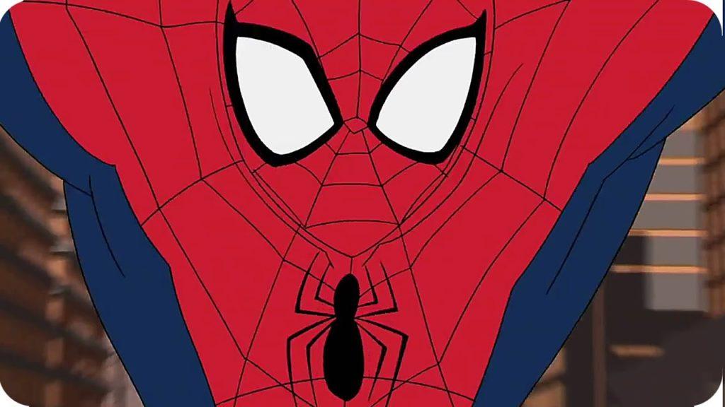 seriál Marvel's Spider-Man series
