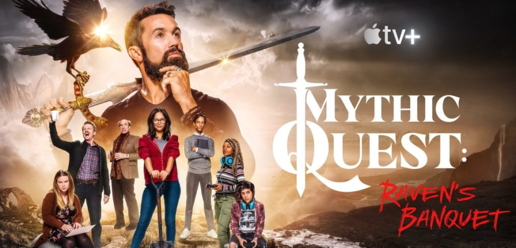 seriál Mythic Quest Raven's Banquet series