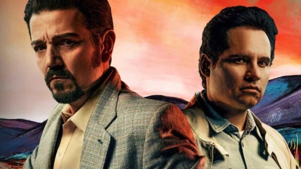 seriál Narcos Mexico series