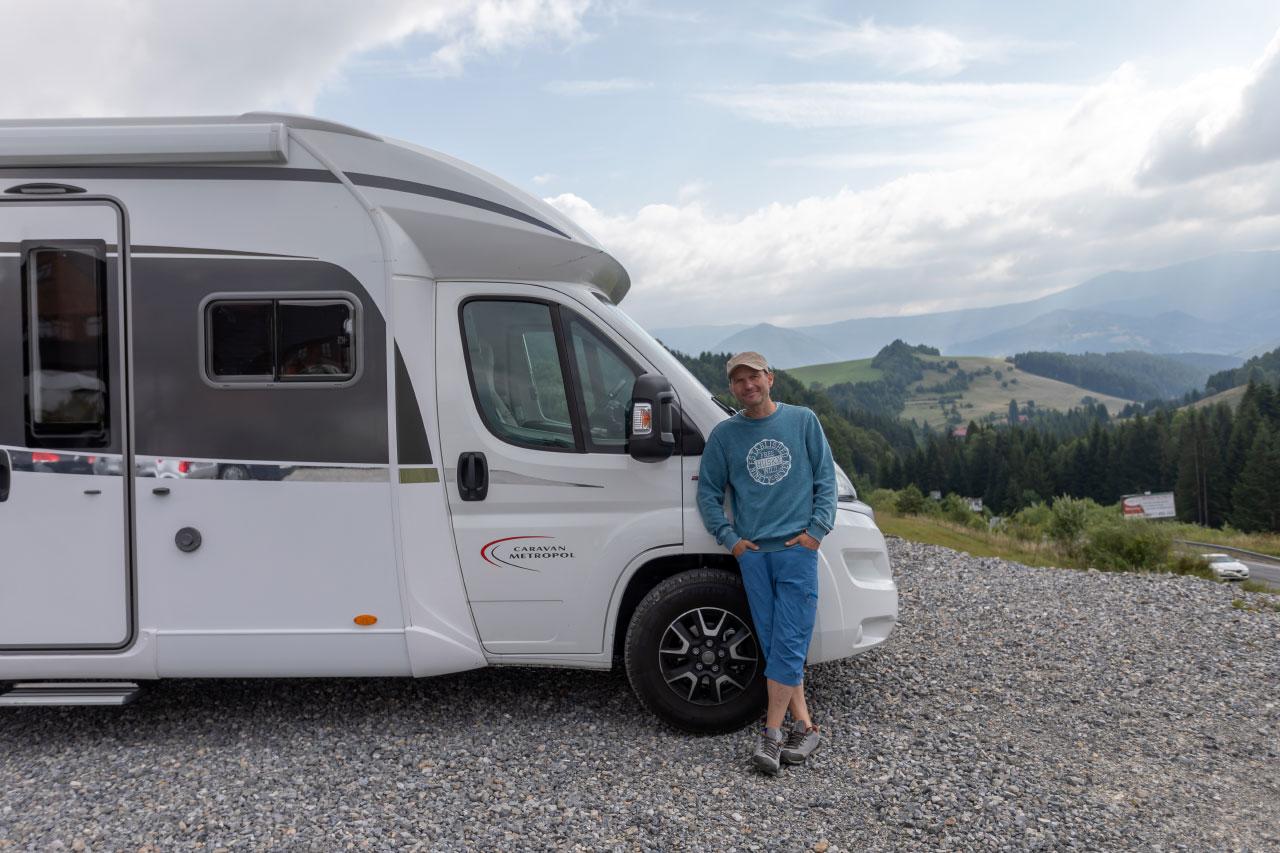 seriál V karavanu po Slovensku