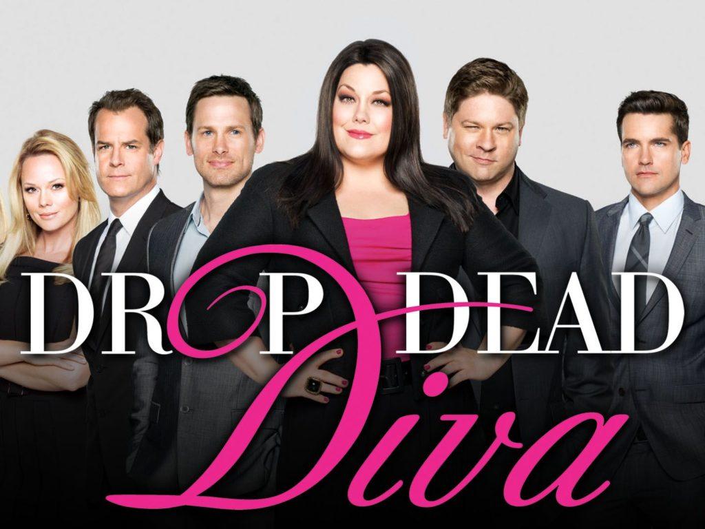 seriál V těle boubelky Drop Dead Diva series