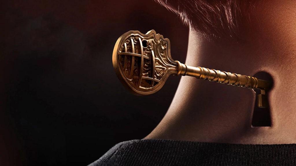 seriál Zámek a klíč Locke & Key series