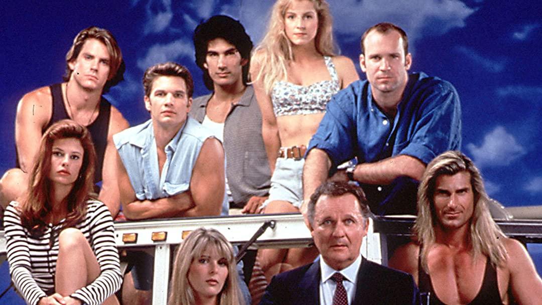 seriál Acapulco H.E.A.T. series