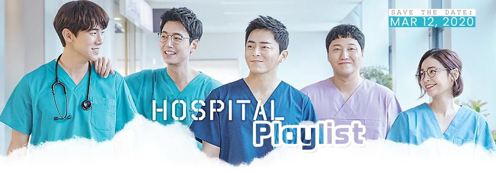 seriál Hospital Playlist series