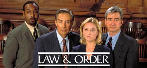 seriál Právo a pořádek Law & Order series