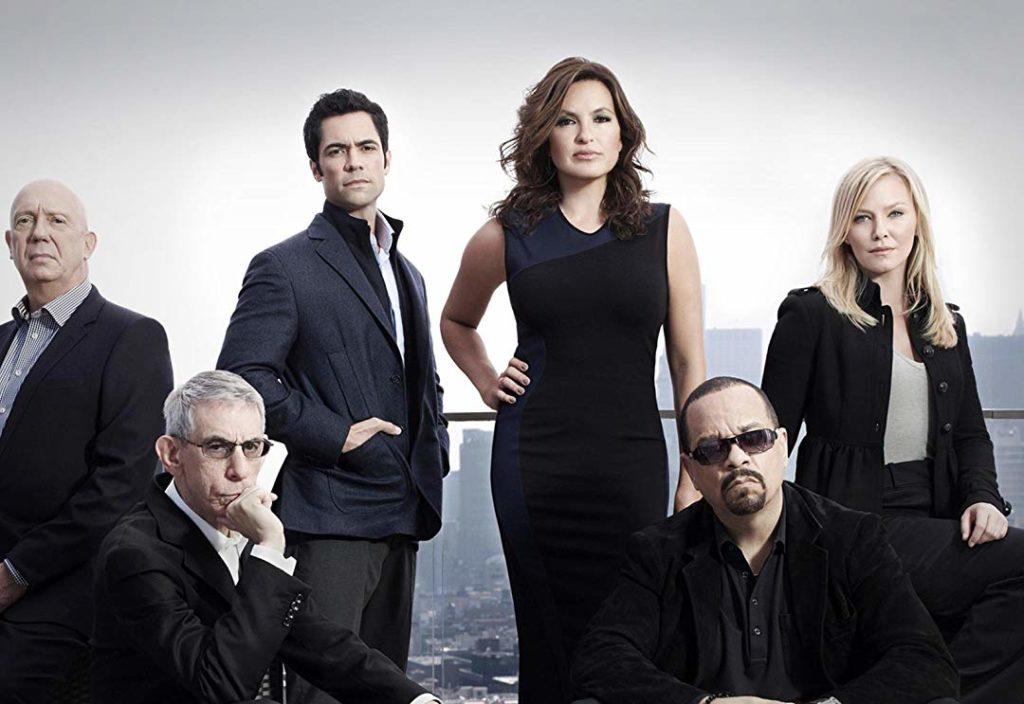 seriál Zákon a pořádek Útvar pro zvláštní oběti Law & Order Special Victim unit series
