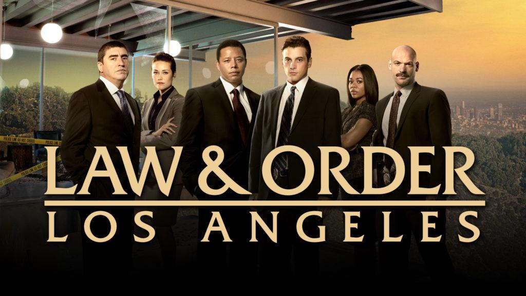 seriál Zákon a pořádek Los Angeles series