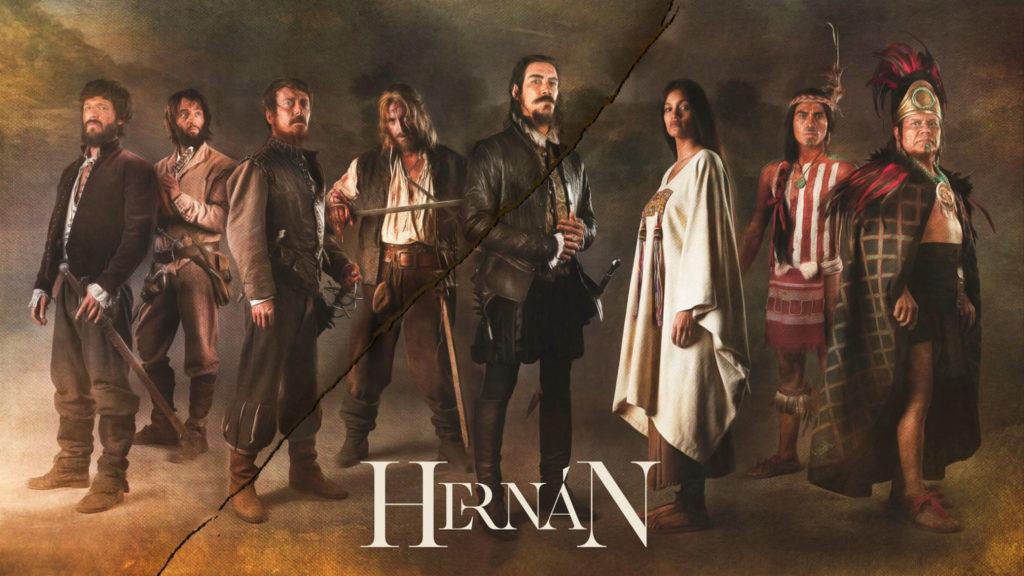 seriál Hernán series