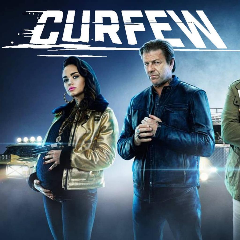 seriál Noční závod Curfew series