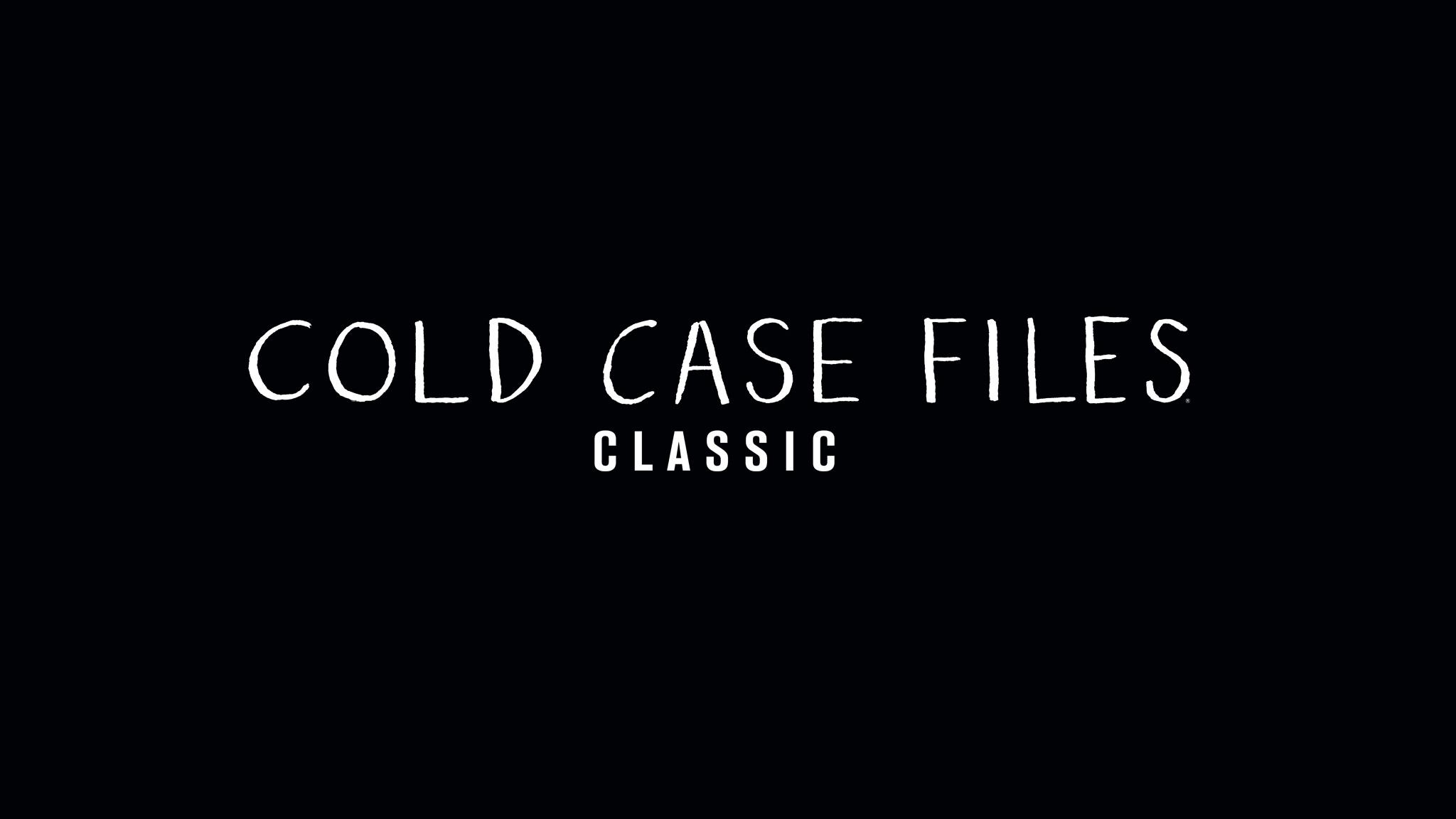 seriál Případ Cold Case Files series