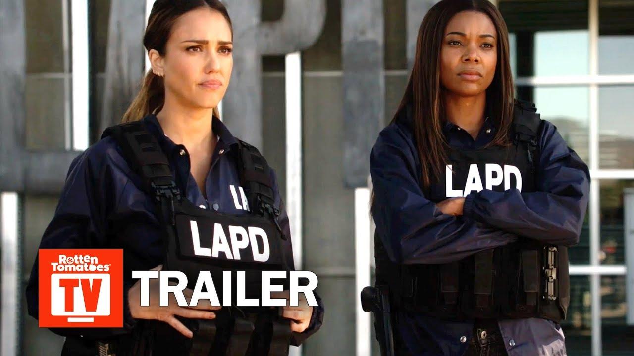 seriál Policajtky z L.A. L.A. Finest series