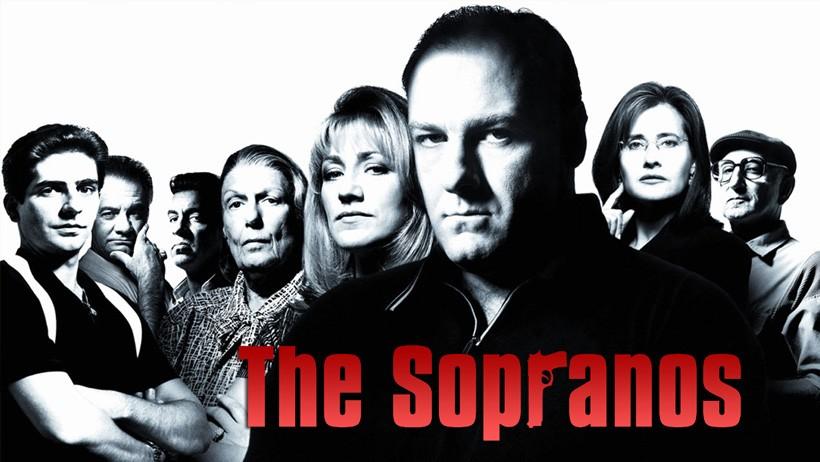 seriál Rodina Sopránů The Sopranos series