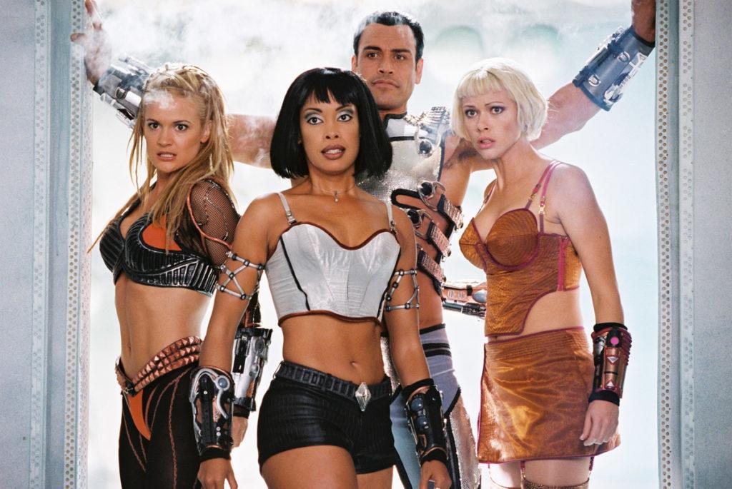 seriál Cleopatra 2525 series