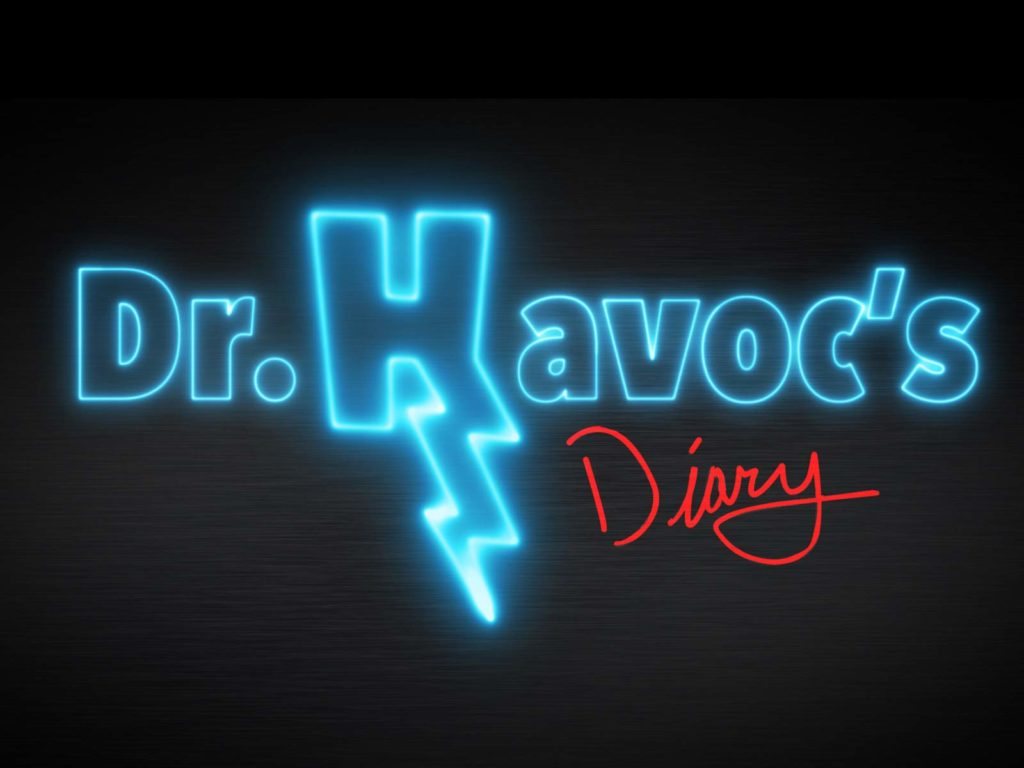 seriál Dr Havocs Diary series