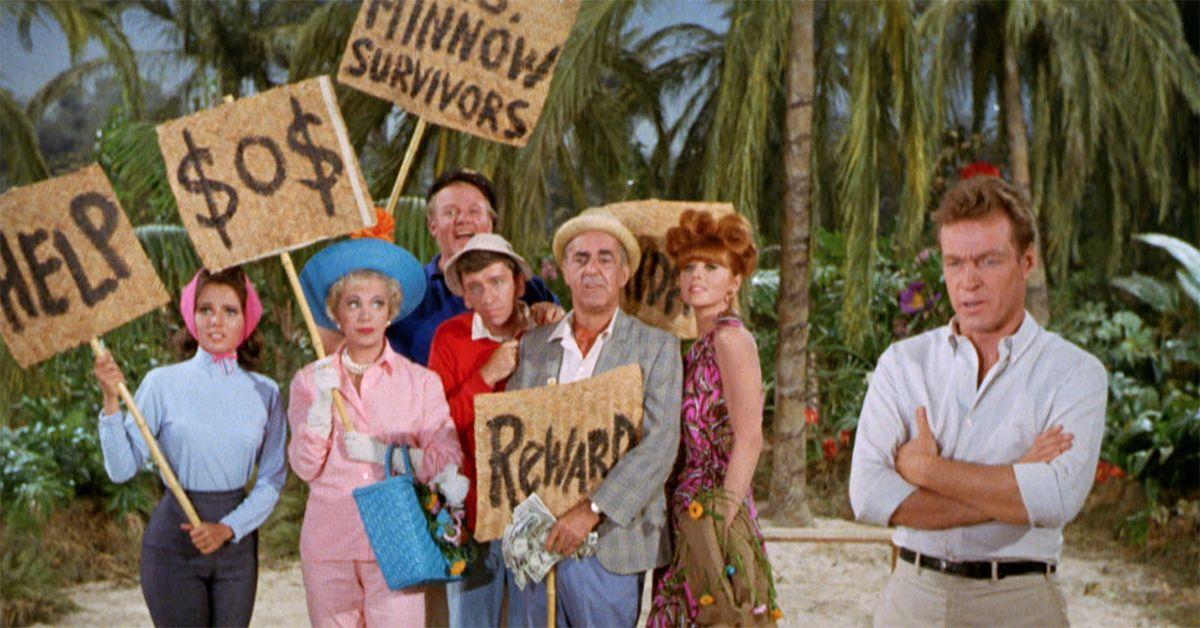 seriál Gilligans Island series