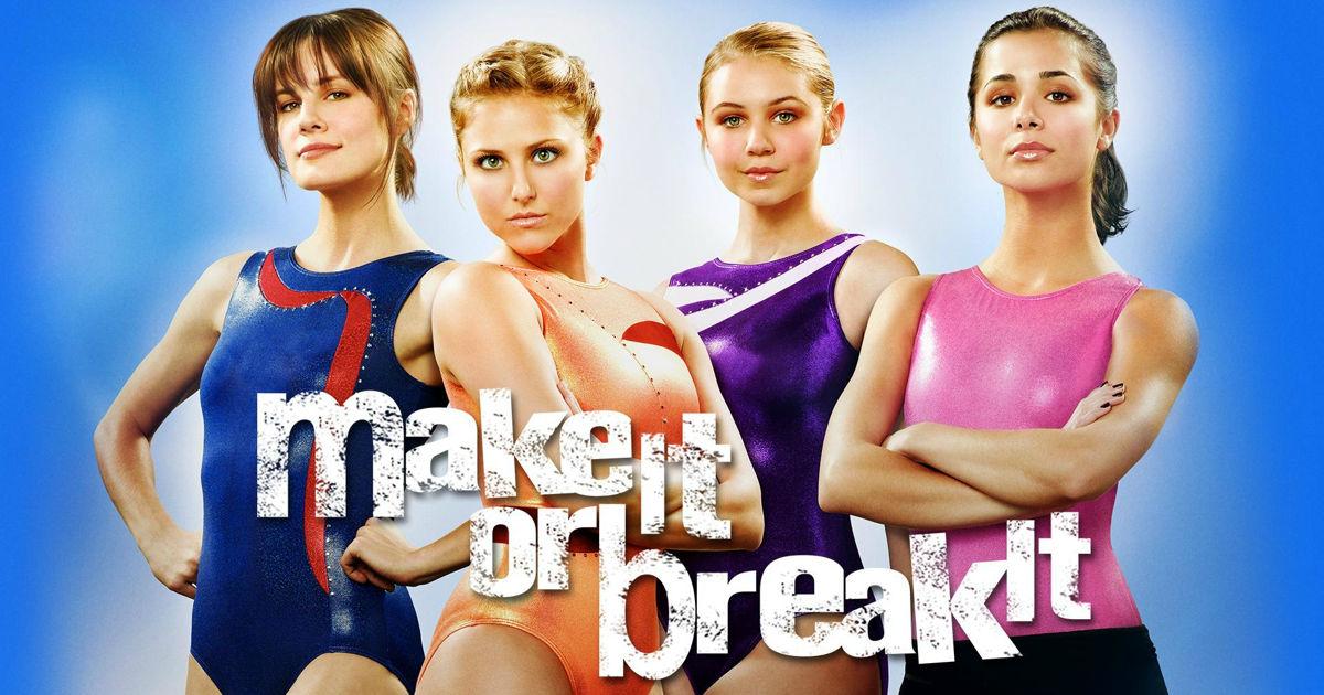 seriál Make It or Break It series