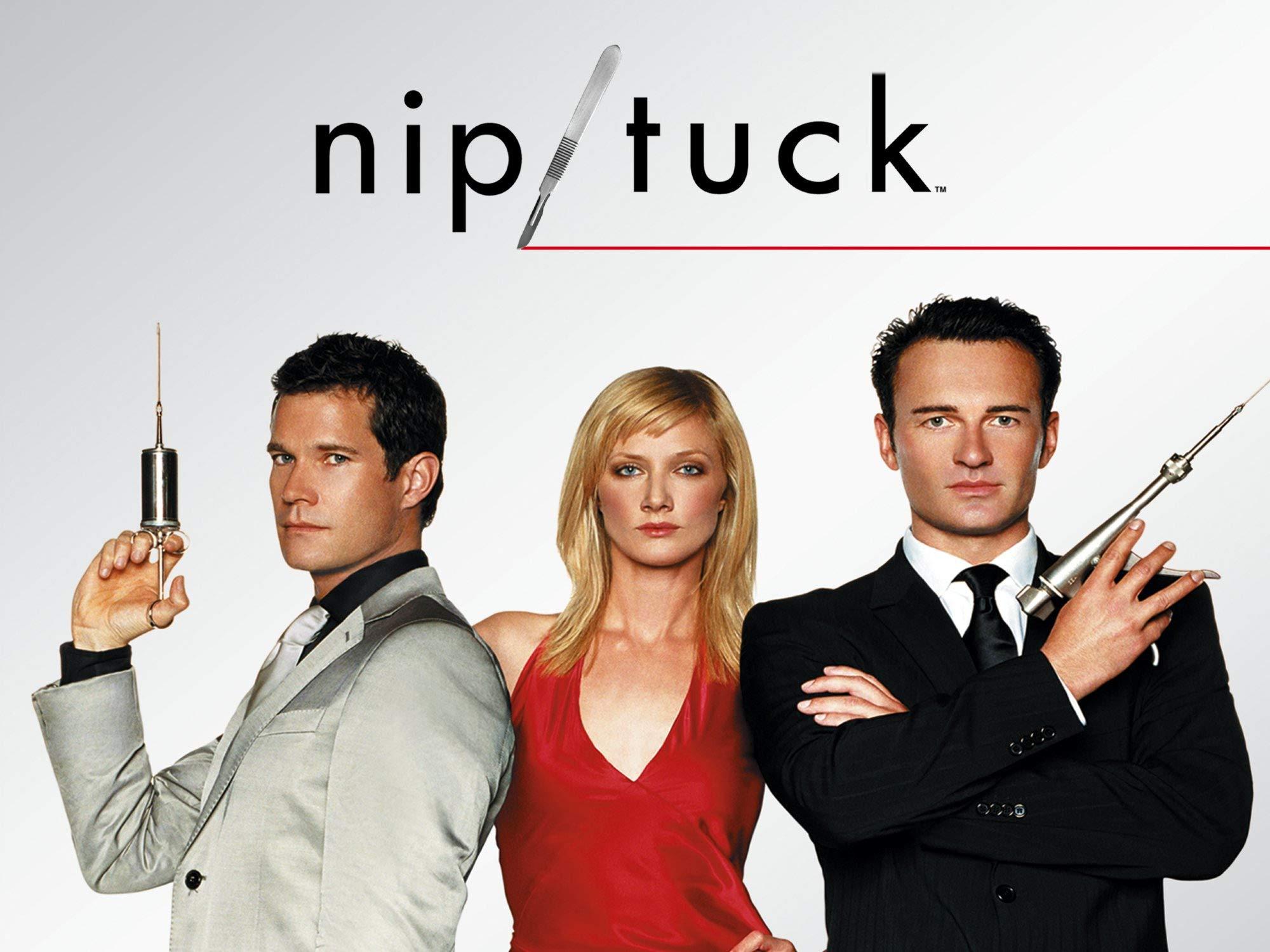 seriál Plastická chirurgie s. r. o. Nip Tuck series