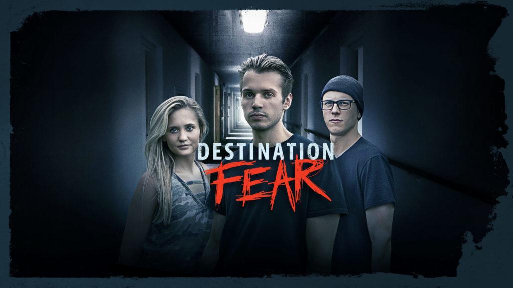 seriál Směr hrůza / Destination Fear series
