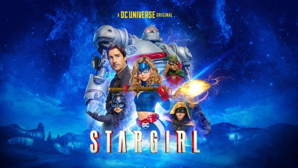 seriál Stargirl series
