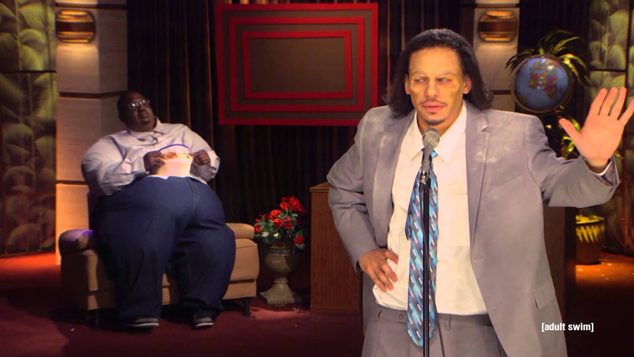 seriál The Eric Andre Show series