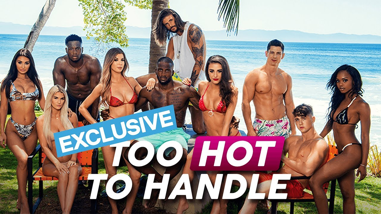seriál Too Hot To Handle series