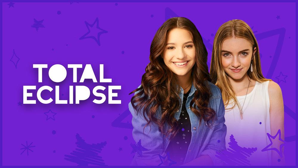 seriál Total Eclipse series