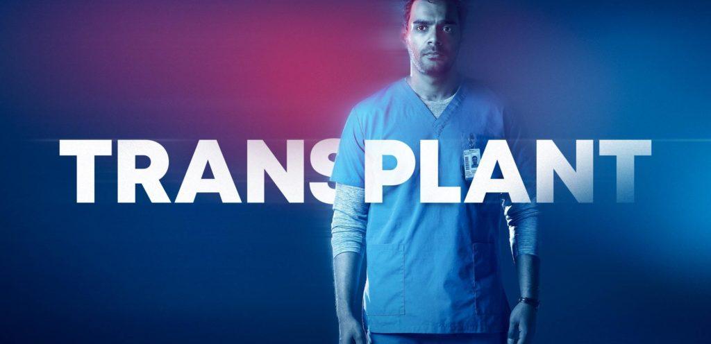 seriál Transplant series