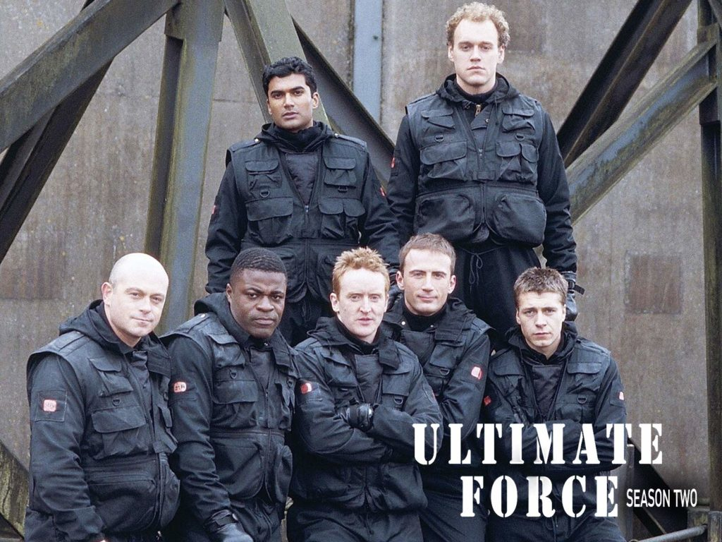 seriál Ultimate Force series