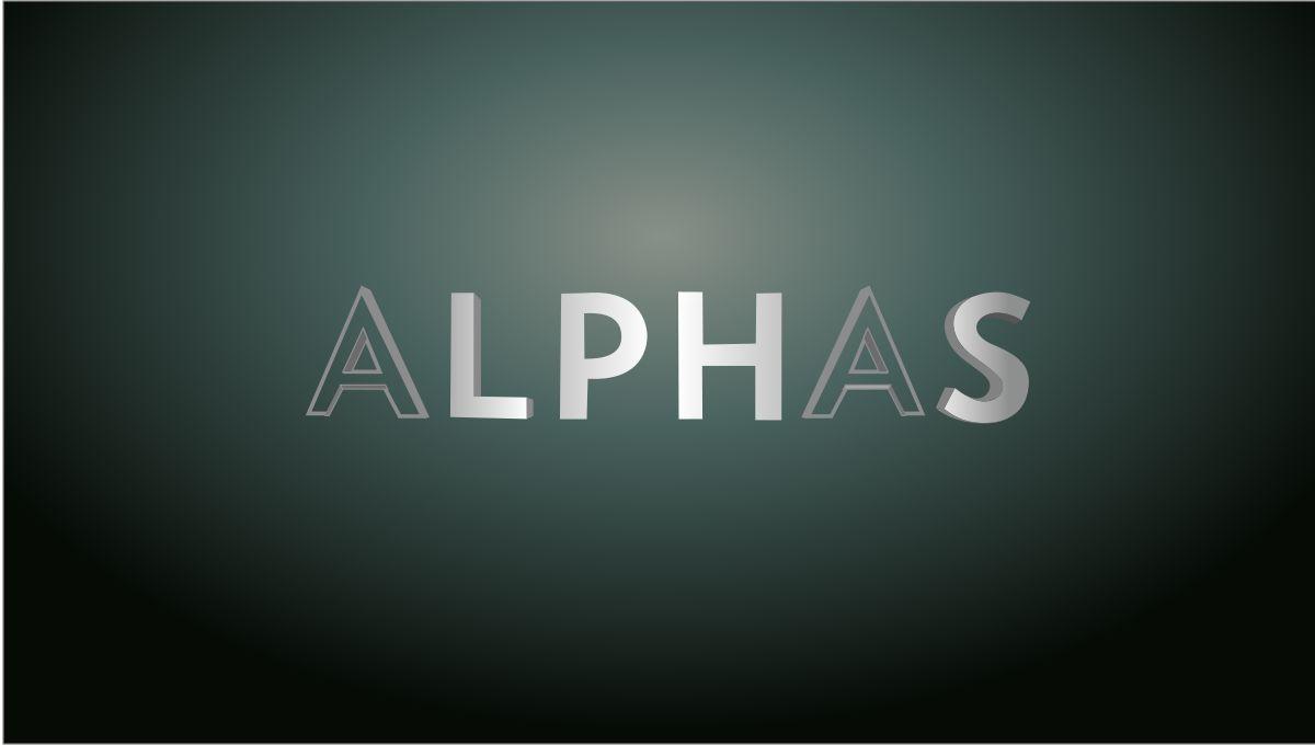 seriál Výjimeční Alphas series