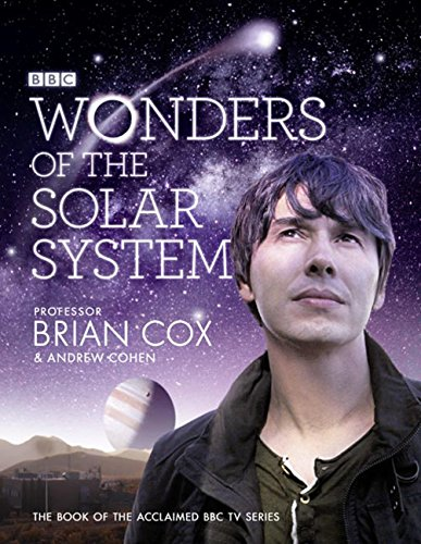 seriál Zázraky sluneční soustavy Wonders of the Solar System series