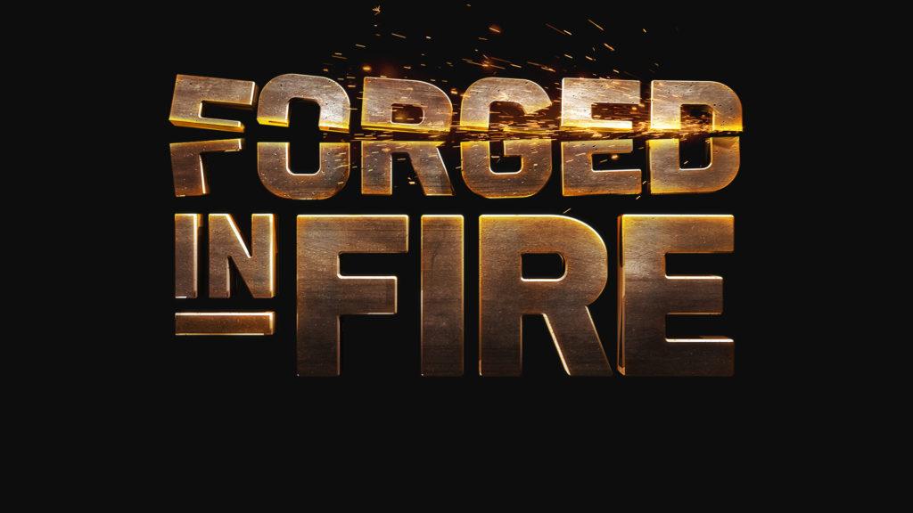 seriál Z ohnivé výhně Forged In Fire series