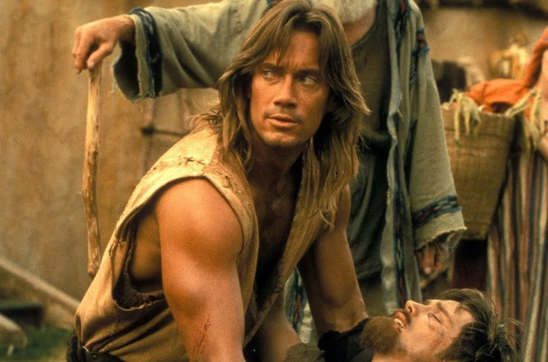 seriál Hercules The Legendary Journeys series