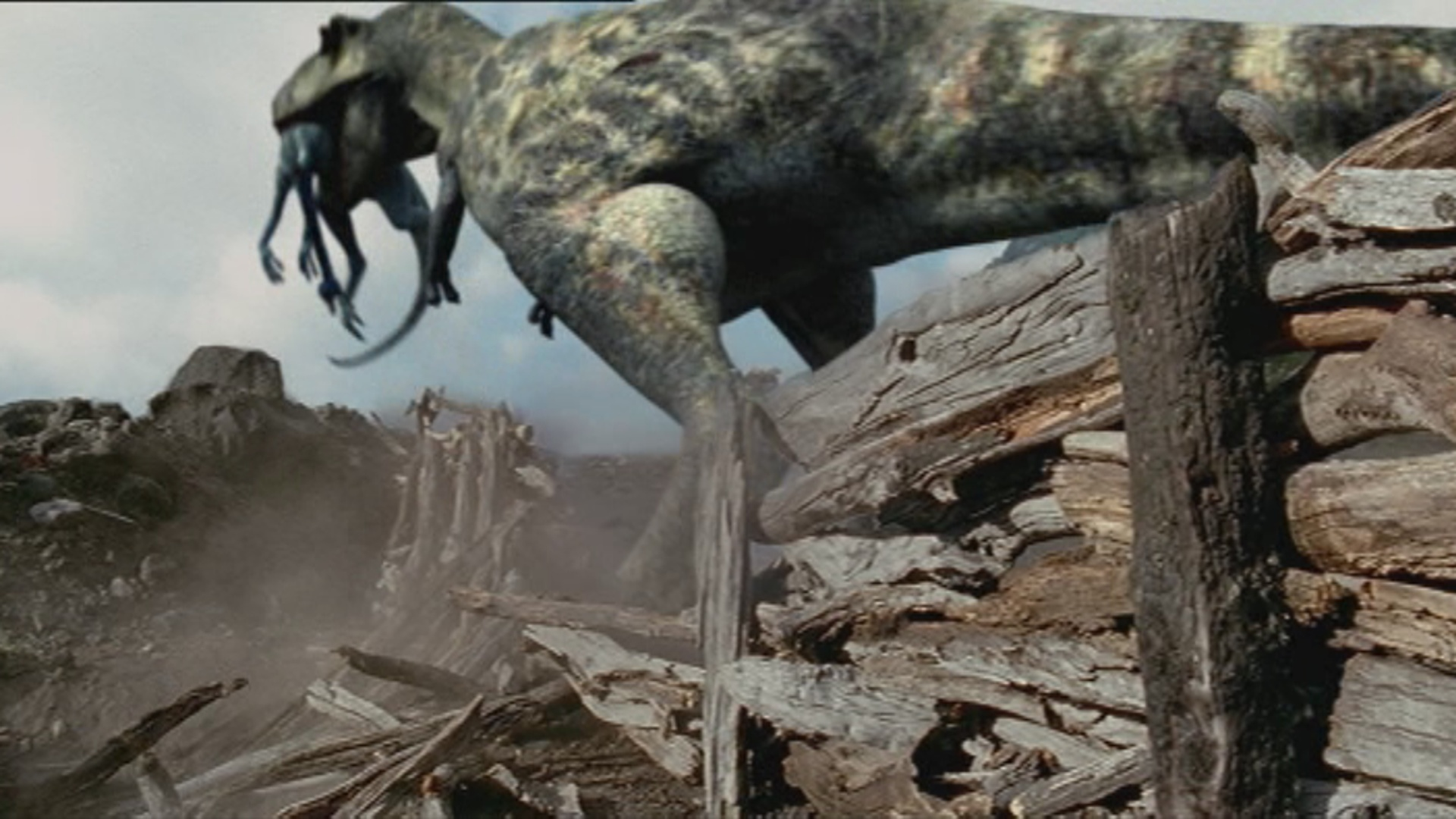seriál Prehistorický park Prehistoric Park series