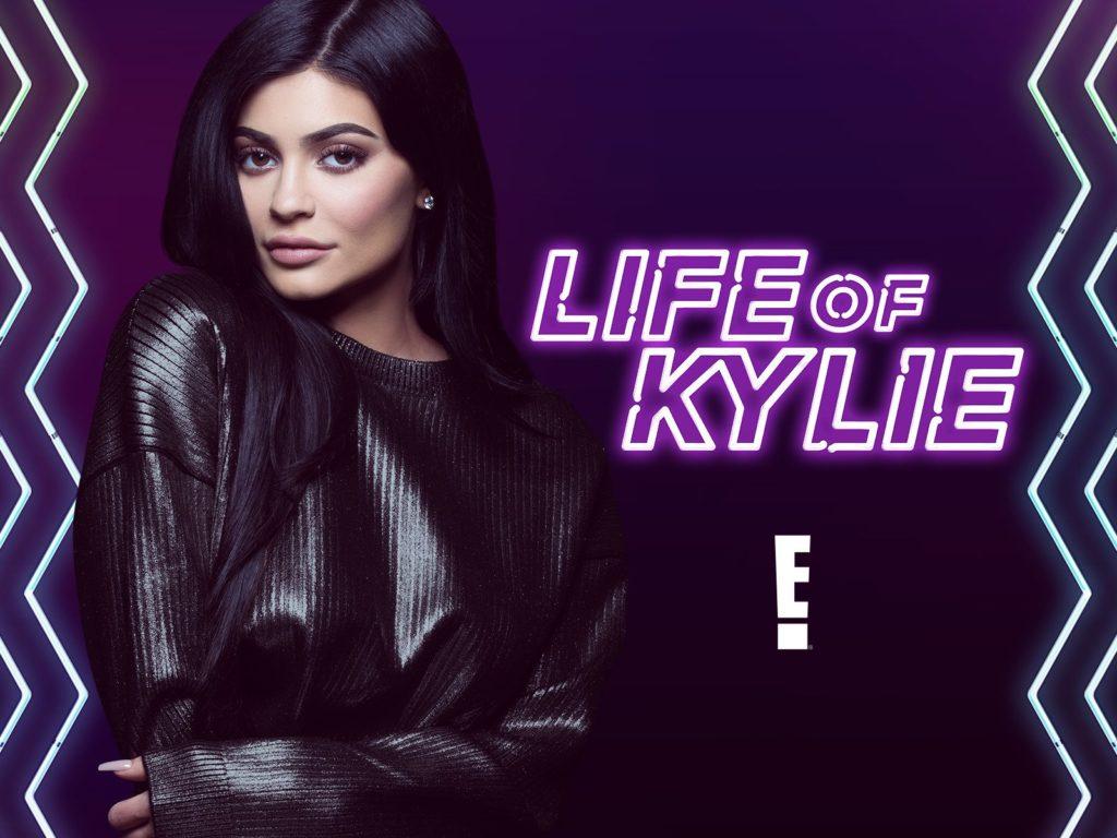 seriál Život Kylie Life of Kylie series