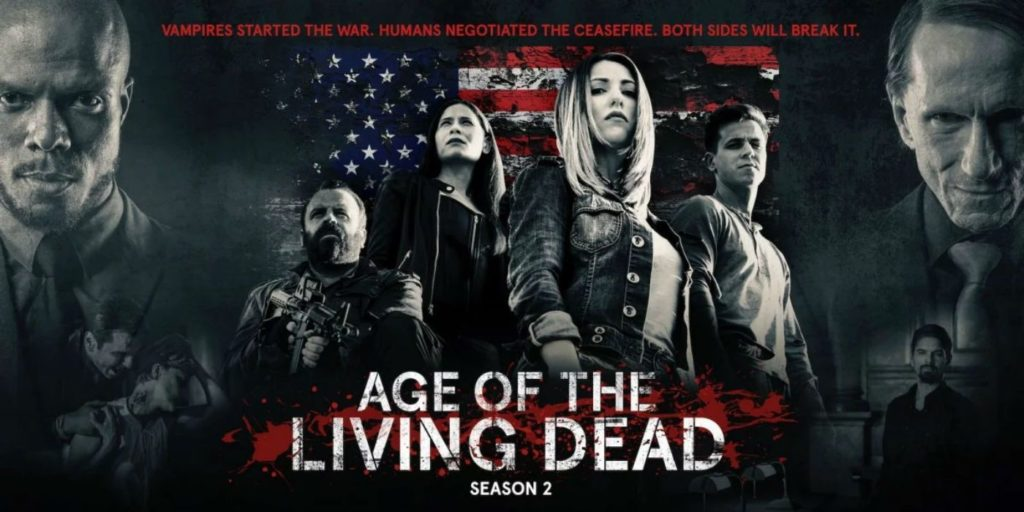 seriál Age of the Living Dead series