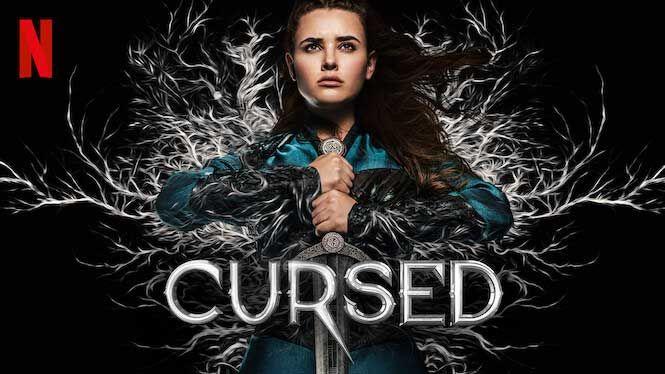seriál Prokletá Cursed series