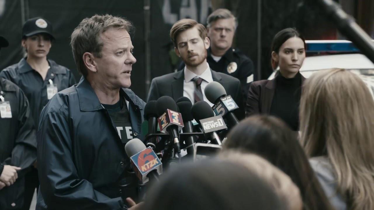 seriál The Fugitive (2020) series