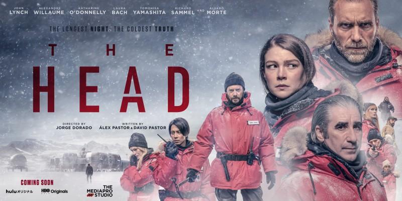 seriál The Head series
