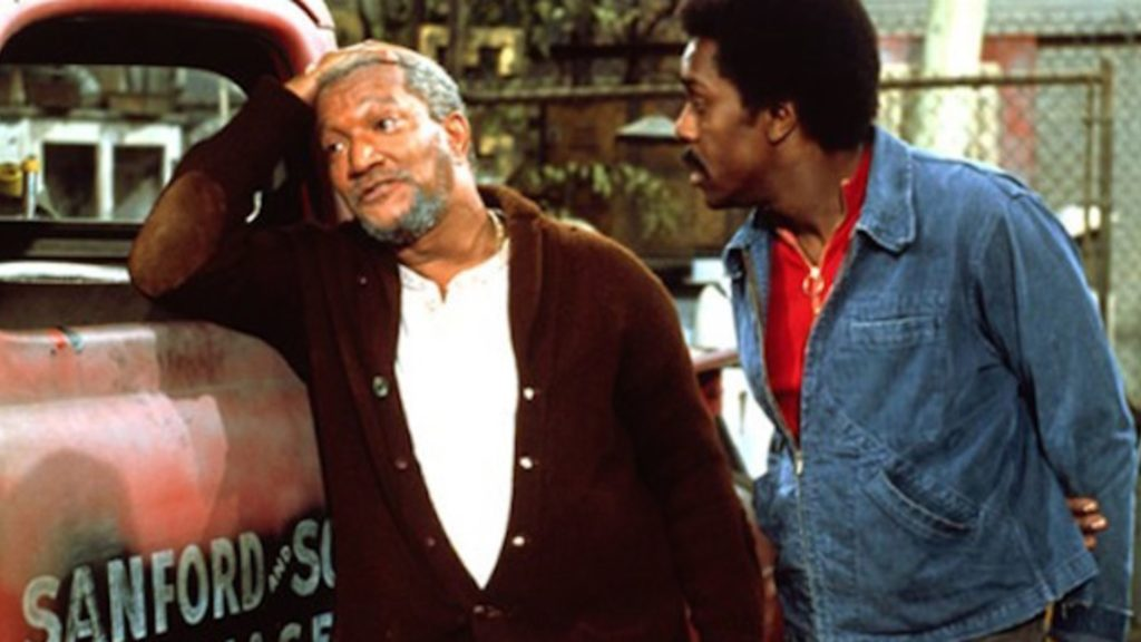 seriál Sanford and Son series
