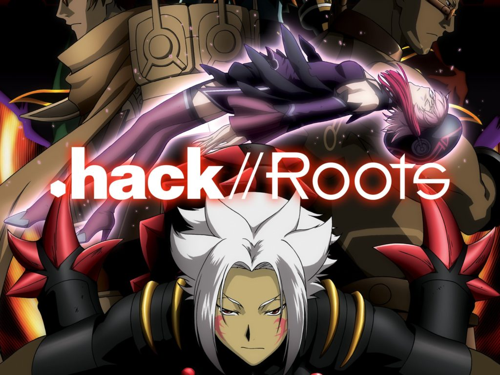 seriál .hack Roots series